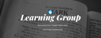Learning Group: Discovering Jesus (Study of Mark's Gospel)