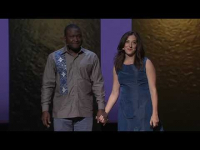 What forgiveness can offer | Kennedy Odede and Jessica Posner Odede
