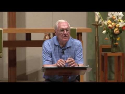 Back to the Womb - Ministry Session by Dr.Charles Kraft