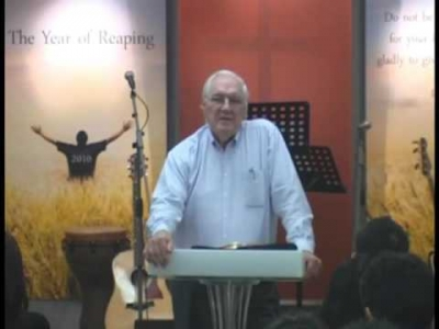 Do You Know Who You Are? - Session by Dr. Charles Kraft