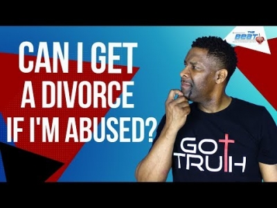 Can I Get A Divorce if My Spouse is Abusing Me and Still be Blessed by God?
