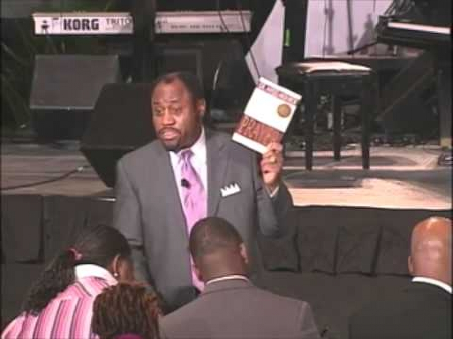 Dr. Myles Munroe: The importance of practicing meditation in prayer.